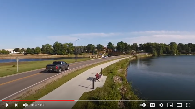 Agnes Boulevard Video Snip