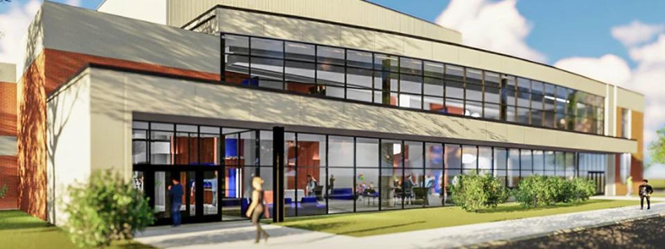 Brainerd High School Breaks Ground on Multi-Phase Project