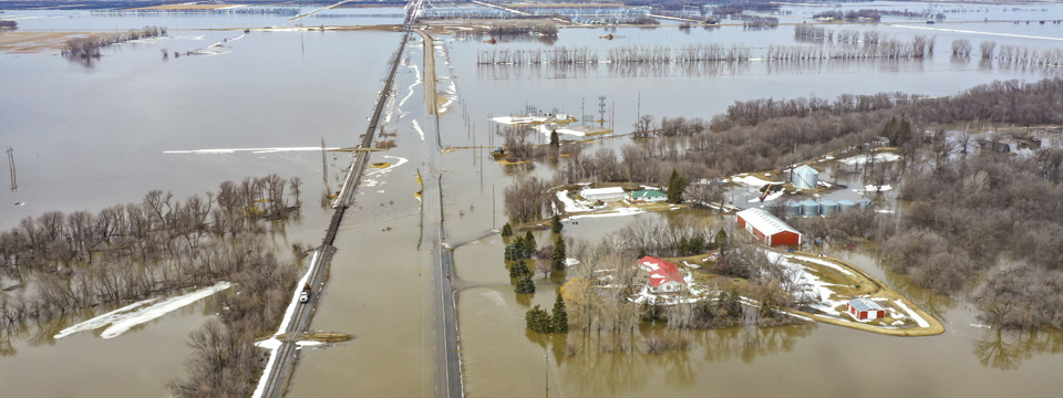 Flooding in Oslo, MN. Widseth video explains problem and proposed solution.