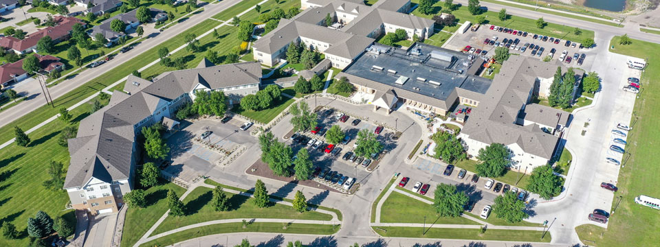 Valley Senior Living, Grand Forks, ND - Widseth Architecture