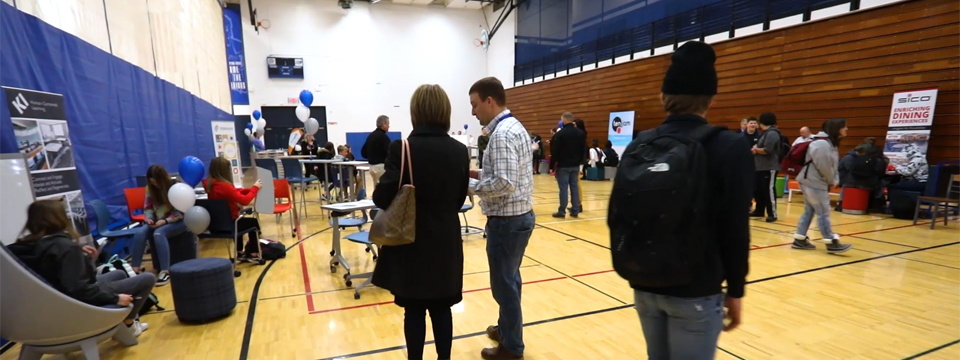 Widseth Hosts Furniture Fair for Brainerd School District Students and Staff